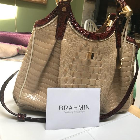 Brahmin Bags   Authentic Designer Handbag   Poshmark 6f4fd895ac